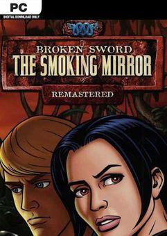Broken Sword 2  the Smoking Mirror Remastered PC