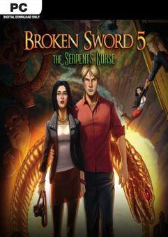 Broken Sword 5  the Serpent's Curse PC