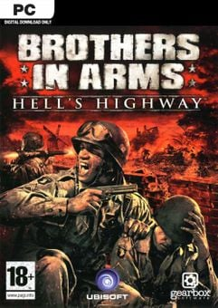 Brothers in Arms - Hell's Highway PC