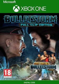 Bulletstorm: Full Clip Edition Duke Nukem Bundle Xbox One (UK)