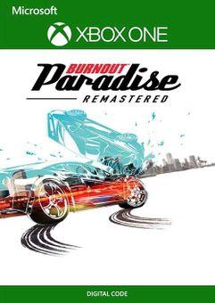 Burnout Paradise Remastered Xbox One (UK)