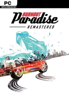 Burnout Paradise Remastered PC (EN)
