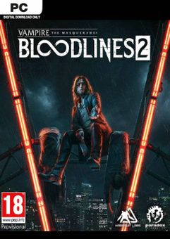 Vampire: The Masquerade - Bloodlines 2 PC