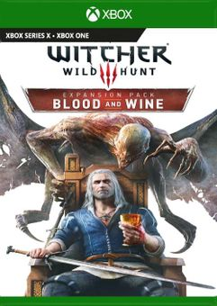 The Witcher 3 Wild Hunt – Blood and Wine Xbox One (UK)