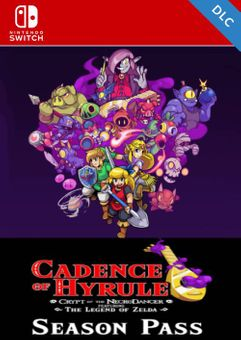 Cadence of Hyrule – Crypt of the NecroDancer Featuring The Legend of Zelda: Season Pass Switch (EU)