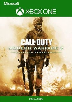 Call of Duty: Modern Warfare 2 Campaign Remastered Xbox One (US)