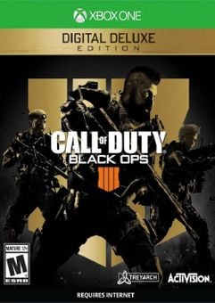 Call of Duty Black Ops 4 - Digital Deluxe Xbox One (US)