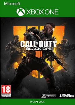 Call of Duty Black Ops 4 Xbox One (US)