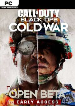 Call of Duty: Black Ops Cold War Beta Access PC