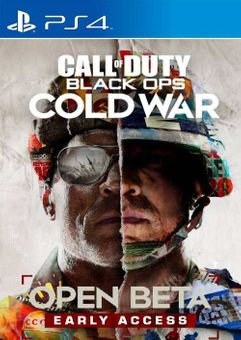 Call of Duty: Black Ops Cold War Beta Access PS4 (EU)