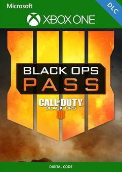 Call of Duty: Black Ops 4 - Black Ops Pass Xbox One (UK)