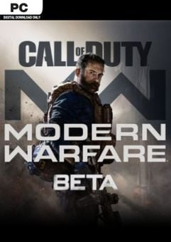 Call of Duty Modern Warfare Beta PC
