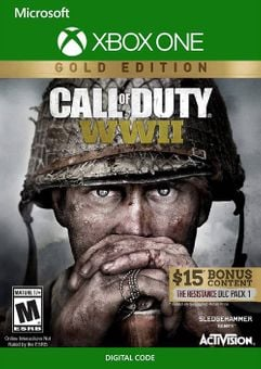 Call of Duty WWII - Gold Edition Xbox One (US)