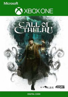 Call of Cthulhu Xbox One (UK)