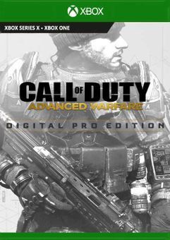 Call of Duty: Advanced Warfare Digital Pro Edition Xbox One (EU)