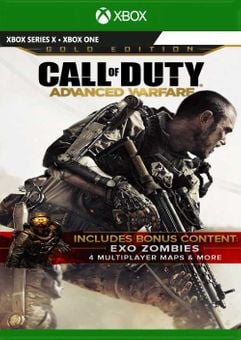 Call of Duty: Advanced Warfare Gold Edition Xbox One (US)
