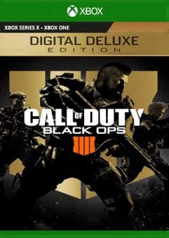 Call of Duty: Black Ops 4 - Digital Deluxe Xbox One (EU)