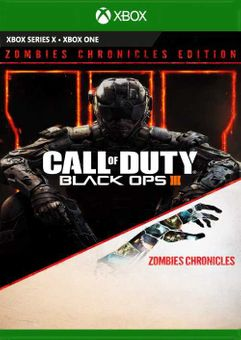 Call of Duty: Black Ops III - Zombies Chronicles Edition Xbox One (EU)
