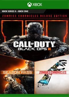 Call of Duty: Black Ops III - Zombies Deluxe Xbox One (EU)