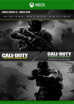 Call of Duty: Infinite Warfare - Digital Deluxe Edition Xbox One (EU)