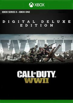 Call of Duty: WWII - Digital Deluxe Xbox One (EU)