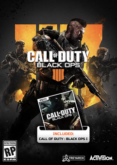 Call of Duty Black Ops 4 Inc Black Ops 1 PC