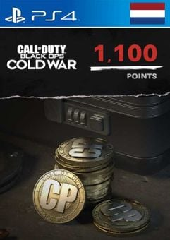 Call of Duty: Black Ops Cold War - 1100 Points PS4/PS5 (Netherlands)
