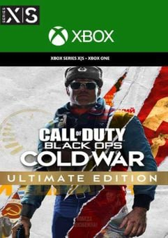 Call of Duty Black Ops Cold War - Ultimate Edition Xbox One (WW)