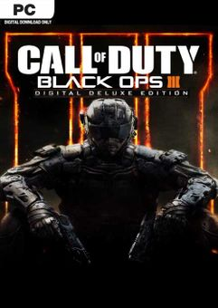Call of Duty Black Ops III - Deluxe Edition PC