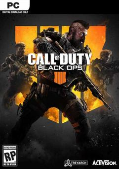 Call of Duty (COD) Black Ops 4 PC (MEA)