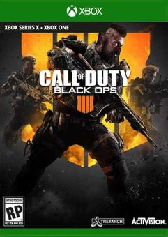 Call of Duty: Black Ops 4 Xbox One (EU)