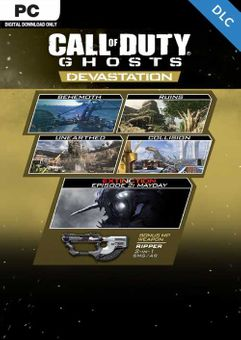 Call of Duty Ghosts - Devastation PC - DLC
