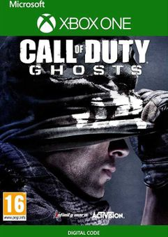 Call of Duty Ghosts Xbox One (UK)