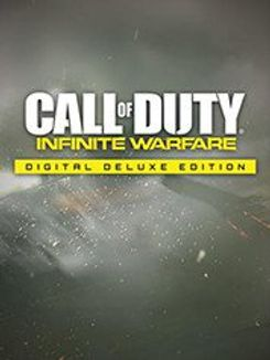 Call of Duty (COD) Infinite Warfare Digital Deluxe Edition PC (EU)