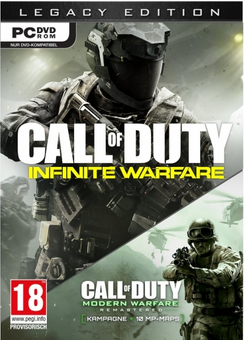 Call of Duty (COD): Infinite Warfare Digital Legacy Edition PC (DE)