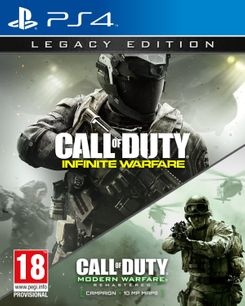Call of Duty (COD) Infinite Warfare Legacy Edition PS4 - Digital Code