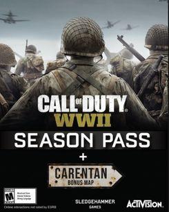 Call of Duty WWII Season Pass PC