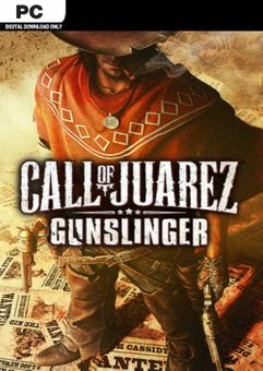 Call of Juarez: Gunslinger PC (EU)