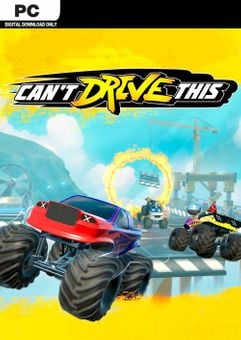 Can't Drive This PC