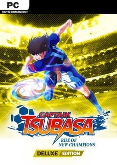 Captain Tsubasa: Rise of New Champions Deluxe Edition PC + Bonus