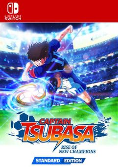 Captain Tsubasa: Rise of New Champions Switch (EU)