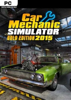 Car Mechanic Simulator 2015 Gold Edition PC