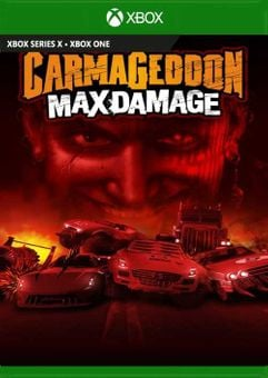 Carmageddon Max Damage Xbox One (UK)