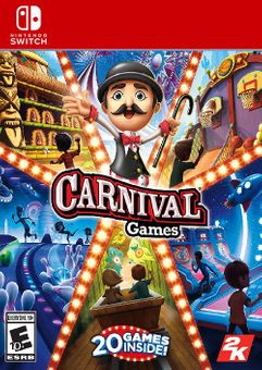 Carnival Games Switch (EU)