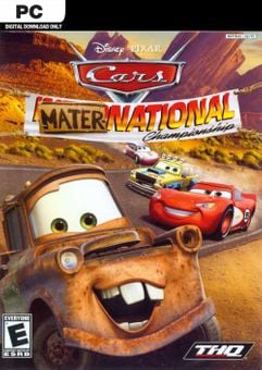 Disney Pixar Cars Mater-National Championship PC