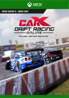CarX Drift Racing Online Xbox One (US)