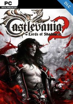 Castlevania Lords of Shadow 2 Armored Dracula Costume PC - DLC
