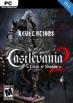Castlevania Lords of Shadow 2 Revelations PC - DLC