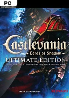Castlevania Lords of Shadow Ultimate Edition PC (EU)