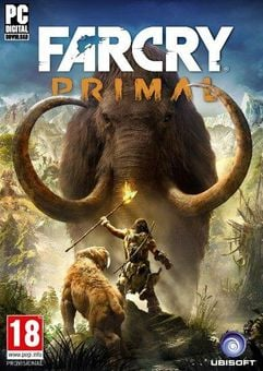 Far Cry Primal  uPlay Code (PC)